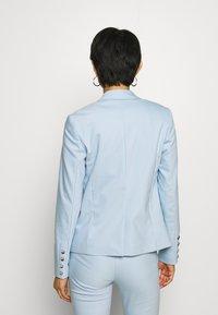 Mos Mosh - BLAKE NIGHT - Sportovní sako - chambray blue - 2