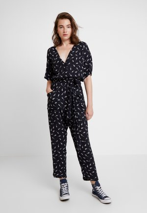 HIGH FLYER PRINTED - Jumpsuit - black