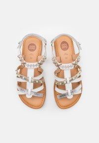 Gioseppo - HAMPDEN - Sandals - blanco - 3