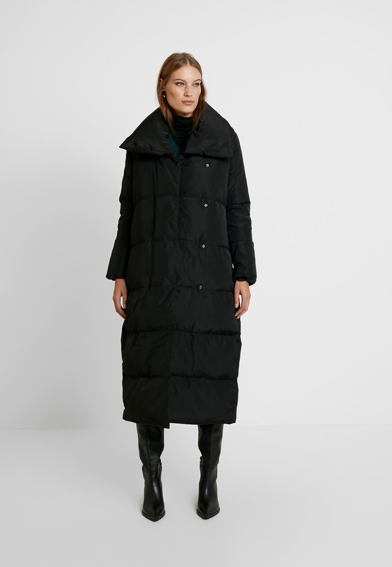 KIOMI - Down coat - black