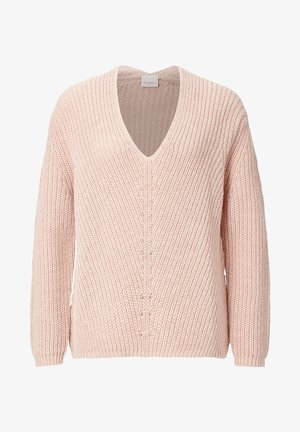 Jumper - blush pink
