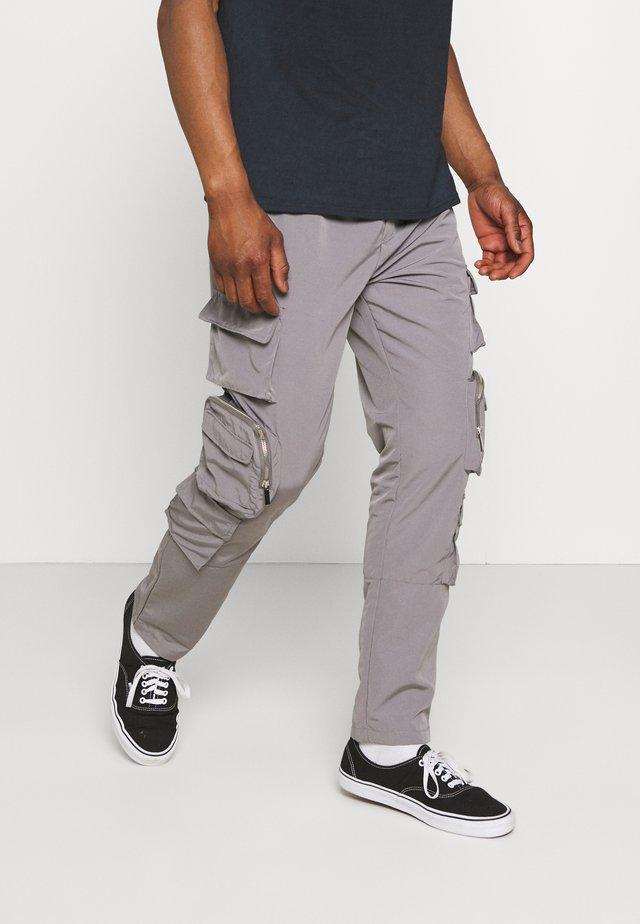 Kapsáče - grey