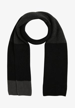 Sciarpa - schwarz grau