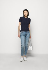 Polo Ralph Lauren - Basic T-shirt - hunter navy - 1