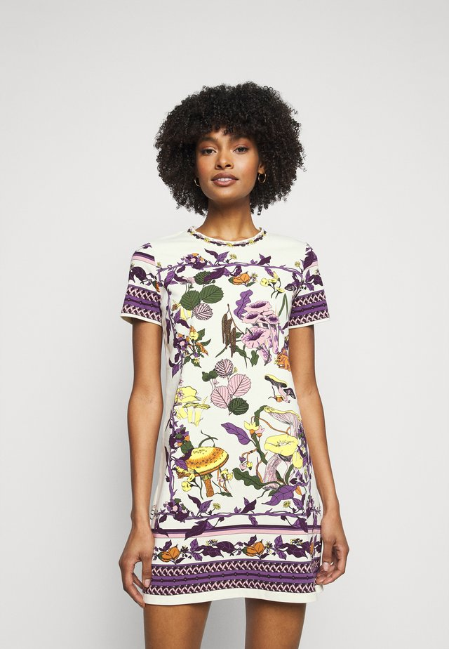 MUSHROOM PARTY DRESS - Korte jurk - multi-coloured