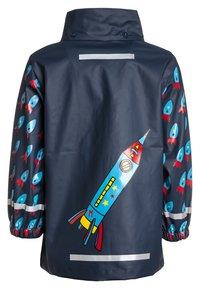 Playshoes - Waterproof jacket - dunkelblau - 2