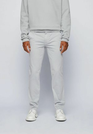 SCHINO-SLIM - Chinos - light grey