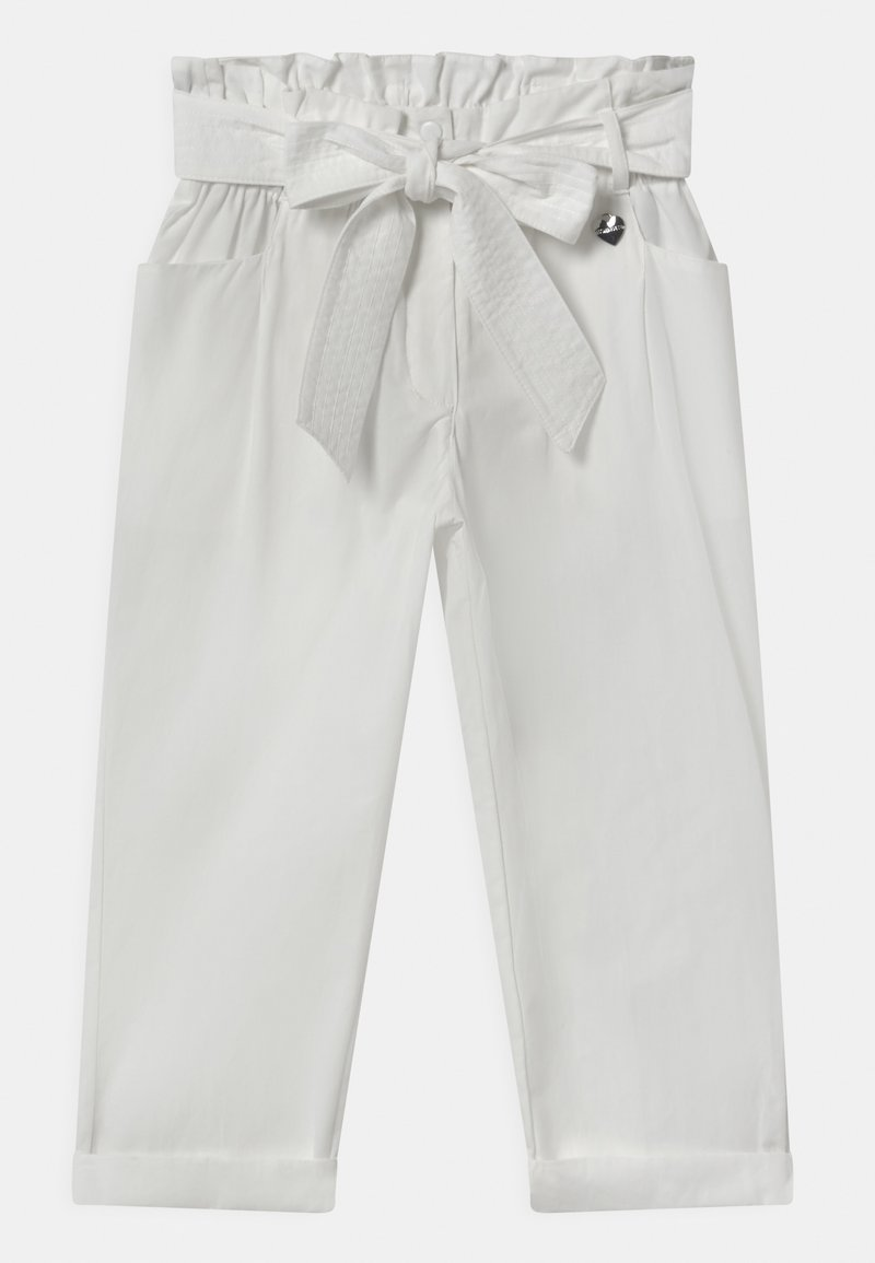 TWINSET - WOVEN  - Trousers - off white