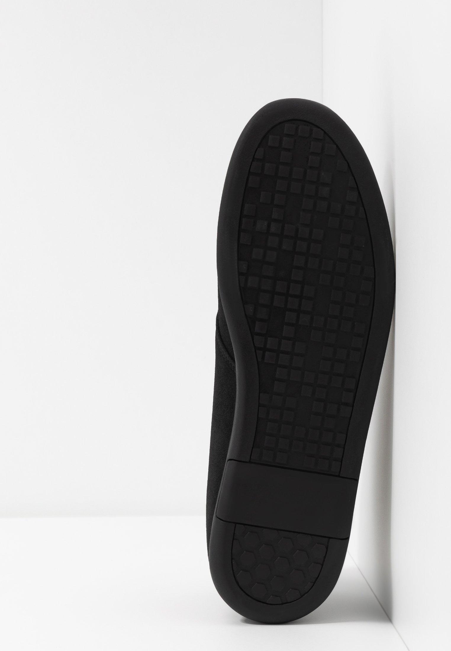 Homme Chaussures à lacets - black