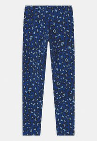Gina Tricot - MINI  - Leggings - Trousers - blue - 0