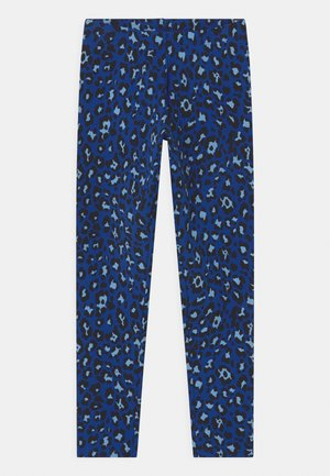 MINI  - Leggings - Trousers - blue