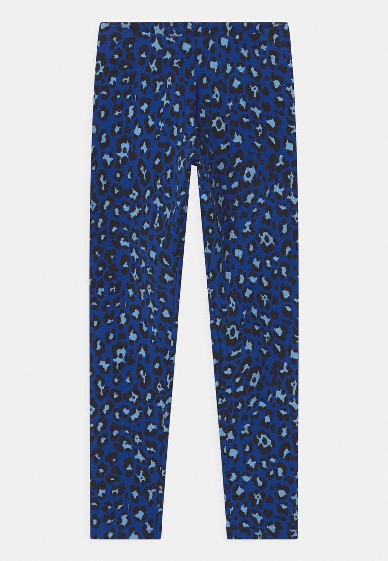 Gina Tricot - MINI  - Leggings - Trousers - blue