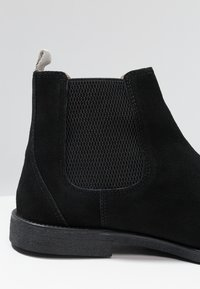 Burton Menswear London - CARPENTER CHELSEA - Stiefelette - black - 5