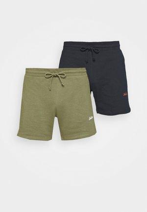 JJIWINKS 2 PACK - Shorts - navy blazer
