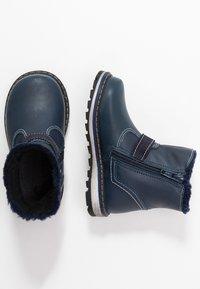 Steiff Shoes - TYLERR - Nilkkurit - blue - 1