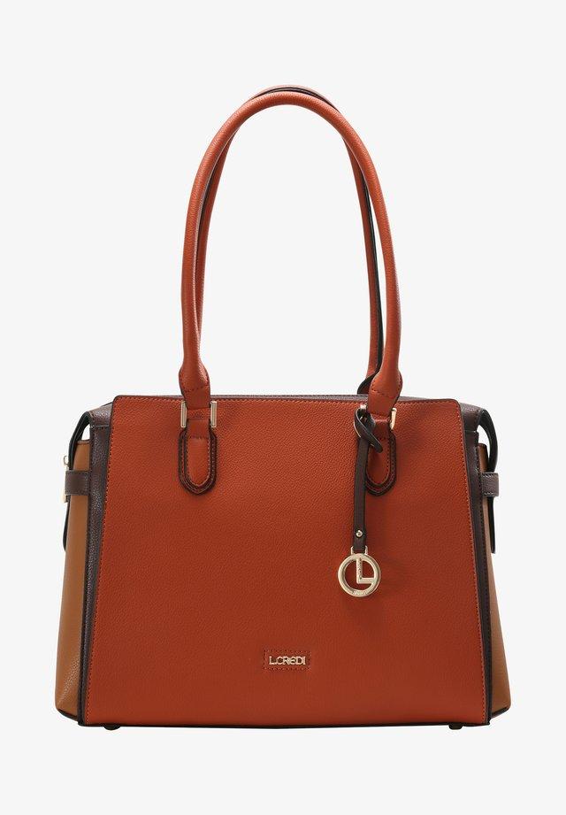 FLORETTA  - Tote bag - orange