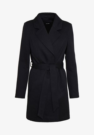VMVERODONA TRENCHCOAT - Short coat - black