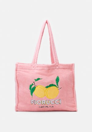 LA PESCA TOWELLING TOTE BAG UNISEX - Shopping bag - pink