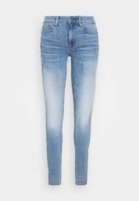 G-Star - 3301 HIGH SKINNY  - Jeans Skinny Fit - indigo aged - 4