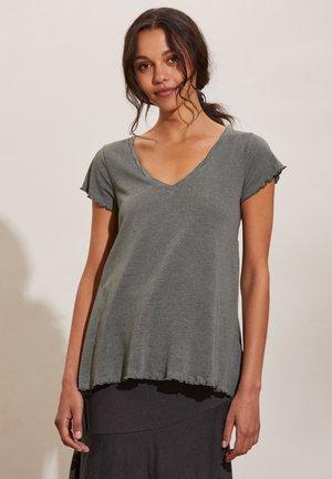 Basic T-shirt - cargo green
