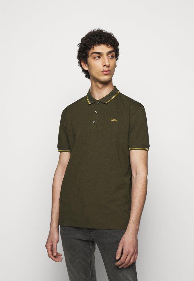 DINOSO - Polo shirt - dark green