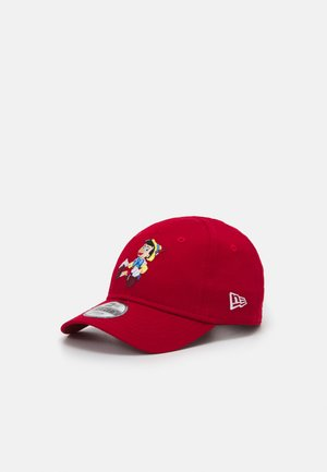 FILM CHARACTER 9FORTY PINOCCHIO UNISEX - Cap - red