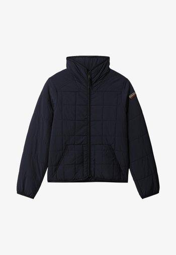 ATHON - Light jacket - blu marine