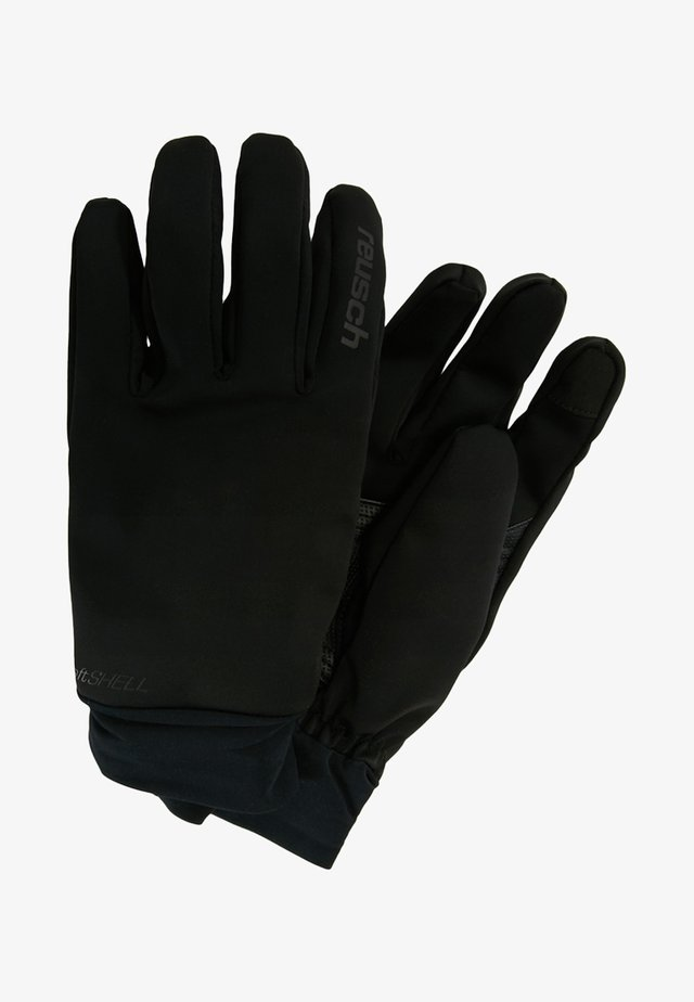 WALK TOUCH-TEC™ - Gants - black