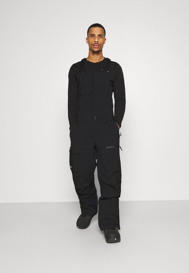 UTILITY - Pantaloni da neve - true black