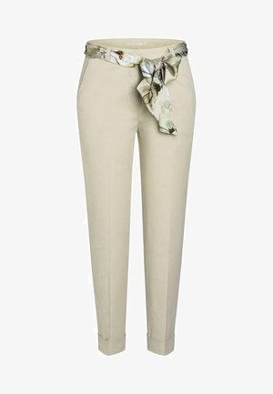 KRYSTAL - Trousers - fiber