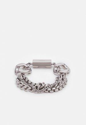 ADAPTOR UNISEX - Bracelet - silver-coloured