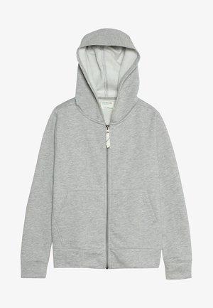 FULL ZIP HODDIE - Mikina na zip - heather grey