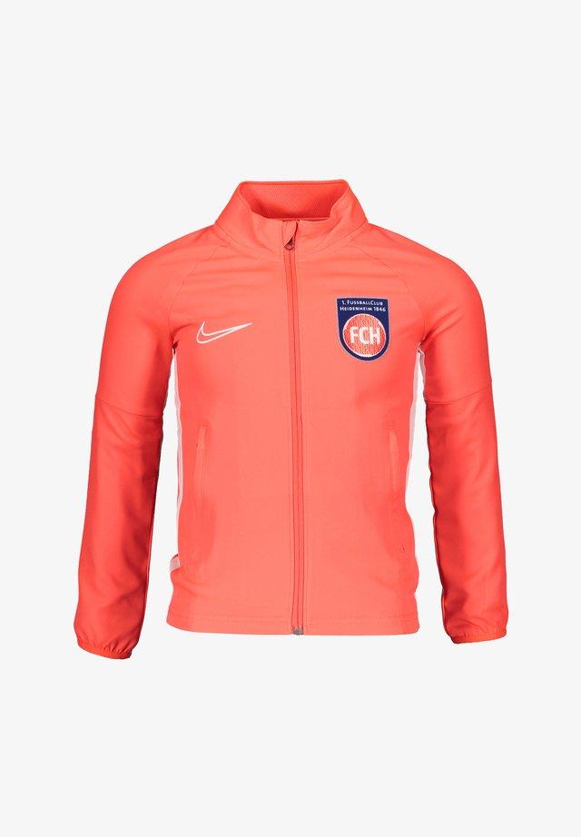 REPLICAS - NATIONAL 1. FC HEIDENHEIM T - Club wear - rot