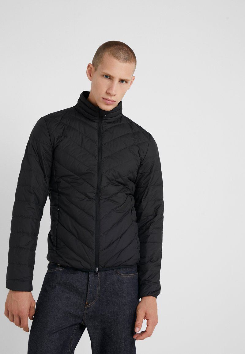 EA7 Emporio Armani - Down jacket - black