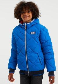 WE Fashion - reversibel - Winter jacket - blue - 1