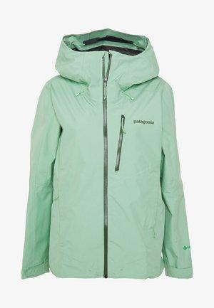 CALCITE - Hardshell jacket - gypsum green