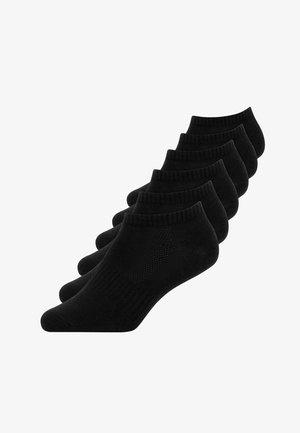 SNEAKER SOCKEN - 6 PACK - Socks - schwarz