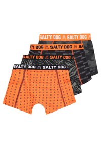 WE Fashion - 4ER-PACK - Boxer shorts - multi-coloured