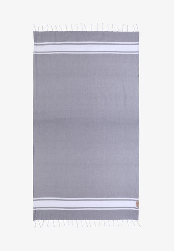 BEACHPLAID  FROTTEE - Strandaccessoire - gris