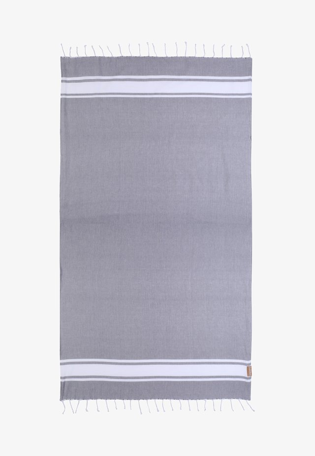 BEACHPLAID  FROTTEE - Accessorio da spiaggia - gris