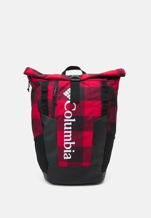 CONVEY™ 25L ROLLTOP DAYPACK UNISEX - Rugzak - mountain red