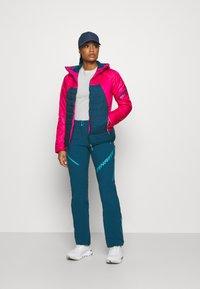 Dynafit - RADICAL HOOD - Ski jacket - flamingo - 1
