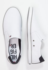 Tommy Hilfiger - ICONIC - Slip-ons - white - 1