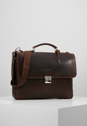 BRIEFBAG SMALL - Mallette - brown