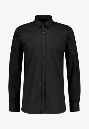 ELISHA - Formální košile - black