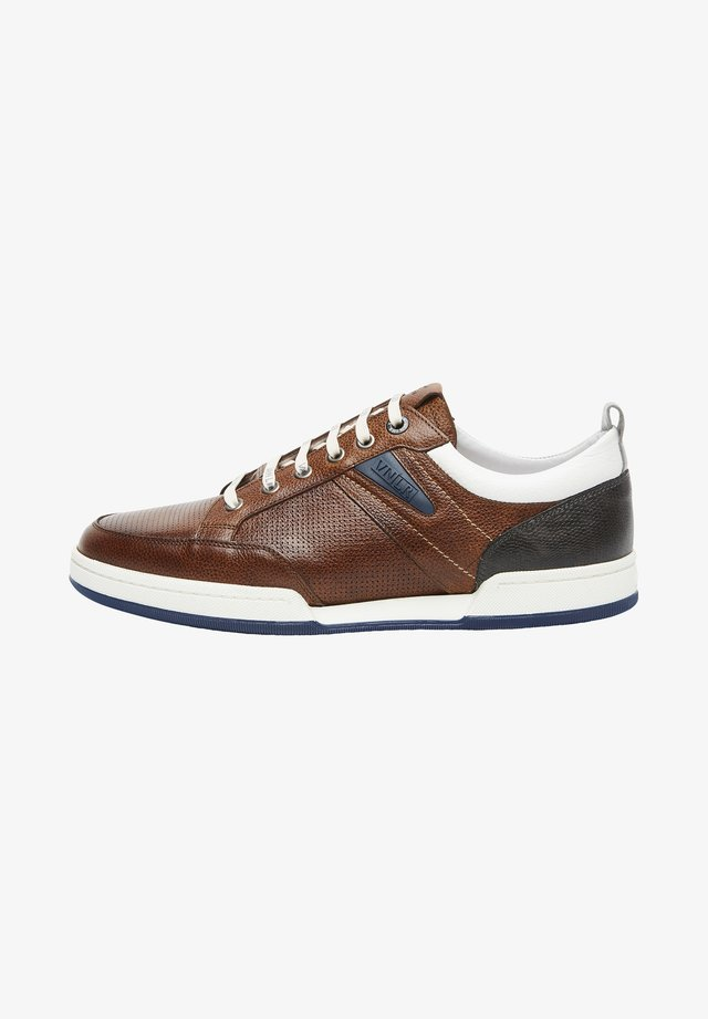 TREVISO - Sneakers laag - cognac