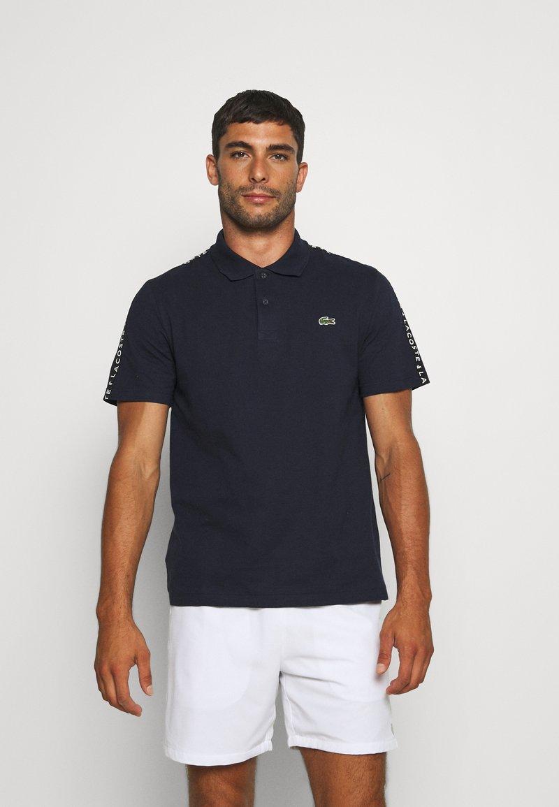Lacoste Sport - Polo - navy blau