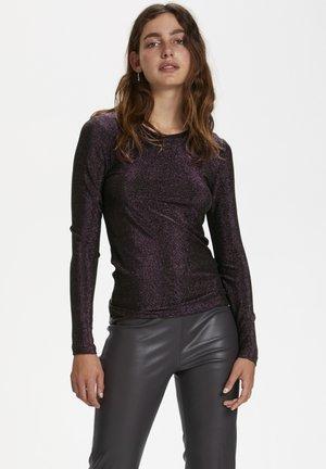 T-shirt à manches longues - sparkling grape
