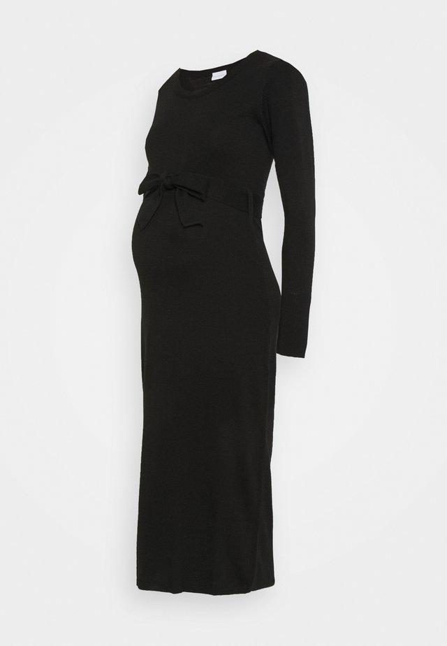MLALESSANDRA DRESS - Jerseyklänning - black