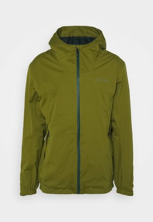 MENS CYCLIST JACKET - Softshelljacke - bamboo